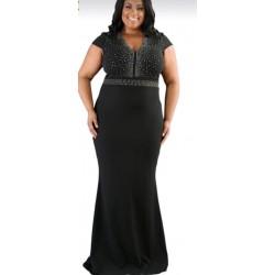 Vestido Largo 4018