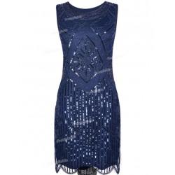 Vestido Corto 4030