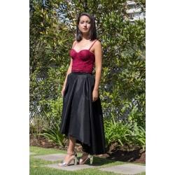Vestido Corto 8481