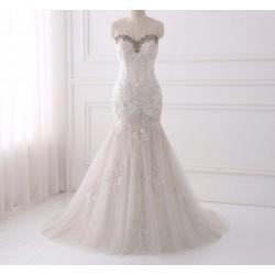 Vestido de novia 1008