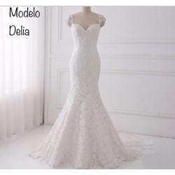 Vestido de novia 1009