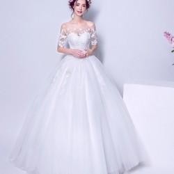 Vestido de novia 1012